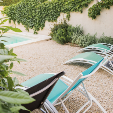Cottage Papillon to rent weekly at Saint-Rémy-de-Provence in south of France