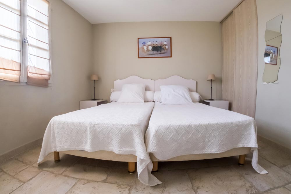 Children bedroom house Papillon Mititia residence Provence