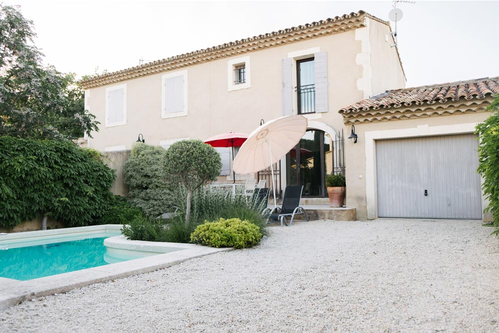 Garage and garden house Buis Mititia Provence