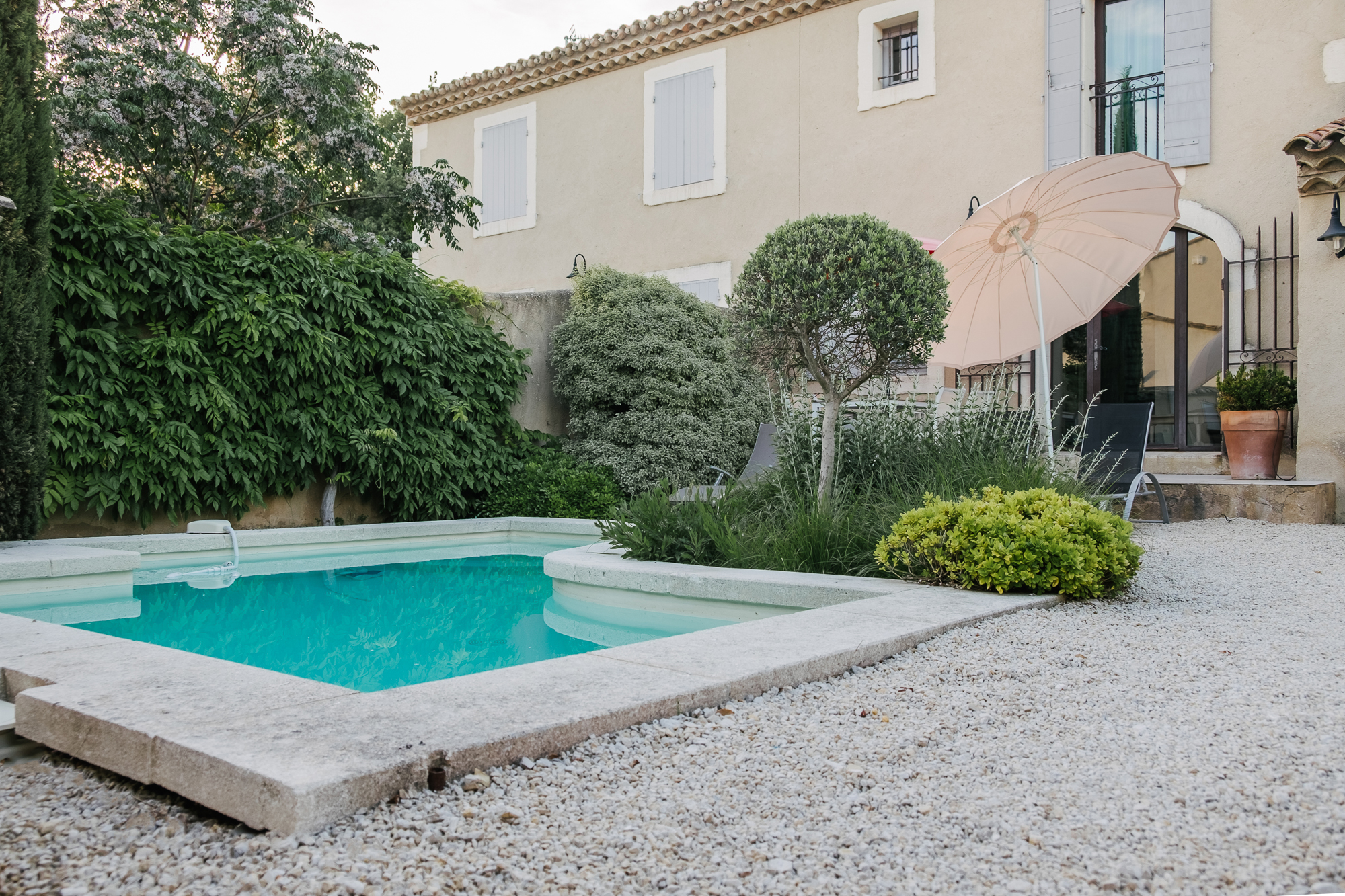 Garden house Buis Mititia residence Provence